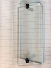 Nakamichi 660ZX / 670ZX / 680ZX Replacement Cassette Well Plexiglass Cover