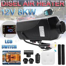 8KW 12V Air diesel Auto Heizung Luftheizung Heizgerät Standheizung Ölheizgerät p