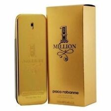 1 MILLION PERFUME BY PACO RABANNE 3.4 O.Z EDT SPRAY *MEN'S PERFUME* NEW SEALED