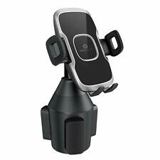 WizGear Car Cup Holder Phone Mount Adjustable Automobile Rotate Cup Holder Mount