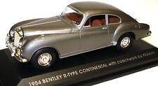 1:43 1954 BENTLEY R TYPE SALOON - DIECAST METAL - MINT BOXED
