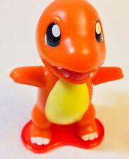 Burger King Pokémon CHARMANDER lightup Toy+ 3 vintage 1999 Pokemon cards!