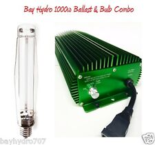 BAY HYDRO 1000w SE/DE Digital Ballast & 1000w HIGH PAR HPS Bulb HIGHEST QUALITY