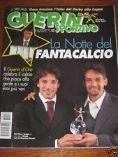 GUERIN SPORTIVO=N°16 (1142) 1997  LXXXV=BAGGIO E DEL PIERO COVER=ROBERTO BETTEGA