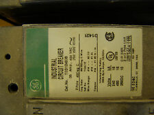 Used General Electric TED124035 2p 35a 240/480v Breaker