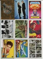 Topps 75th Anniversary Complete 100 Card Base Set Plus Wrapper