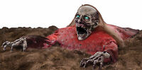 HALLOWEEN ANIMATED CLAWING CATHY TORSO SOUND PROP DECORATION HAUNTED HOUSE