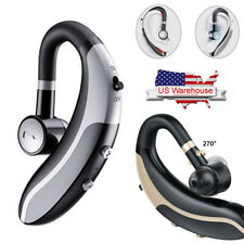 New listing Noise Cancelling Bluetooth Headphone Earph 00004000 one Handsfree with Mic for Cell Phone
