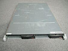 Supermicro AS-1021TM-T Double Noeud Serveur 64 Go, Dual AMD Opteron 2431's par Nœud