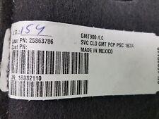 GM NOS Seat-Cushion Cover Back 25863786 Genuine GM Original Equipment