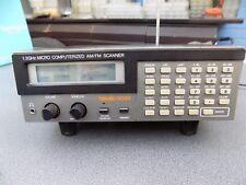 HANDIC 0080  Handheld Radio Scanner  Receiver recepteur radio scanners