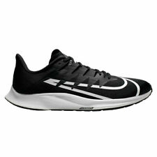 Nike Zoom Rival Fly Mens Running Shoes Black / White US 13
