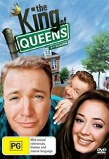 KING OF QUEENS (COMPLETE SEASON 3 - DVD SET SEALED + FREE POST)