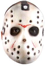 JASON VOORHEES FRIDAY THE 13th MOVIE Adult EVA  Mask Movie Rubie's 4553