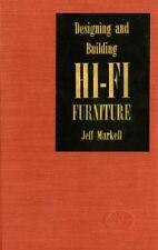 Designing and Building Hi-Fi Furniture - 1959 - Vintage Book on CD