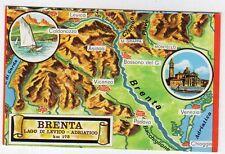 figurina TUTTA ITALIA FOL. BO SERIE NUMERO 1 NEW N. 236 BRENTA