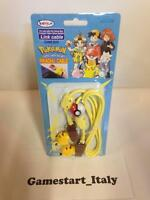 LINK CABLE POKEMON PIKACHU EDITION GAME BOY COLOR POCKET NINTENDO NEW BOXED RARE