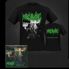 MARTYRVORE - Obliteration BUNDLE CD + T-SHIRT 5x4 Offer Ask.. / Read Description