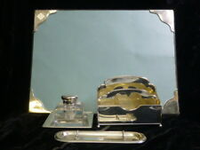 Vintage 1920's / 1930's Tiffany & Co. Sterling Silver Desk Set