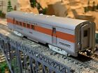 HO Scale Athearn R.P.O. Passenger Car NEW HAVEN NH nice details VERY NICE SHAPE