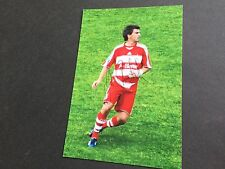 MANUEL DUHNKE FC BAYERN MÜNCHEN In-Person signed Photo 10x15