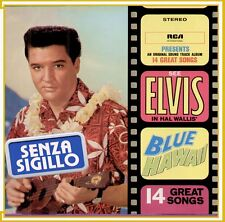 "ELVIS PRESLEY "" BLUE HAWAII (14 GREAT SONGS) "" LP NUOVO RCA INTERNATIONAL"