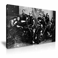 Sons of Anarchy CANVAS WALL ART PICTURE 20X30 INCHES