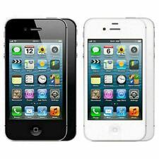 Apple IPHONE 4s 16GB 32GB 64GB Noir Blanc Smartphone Händlerware