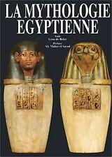 La mythologie égyptienne de Aude Gros de Beler | Livre | état bon