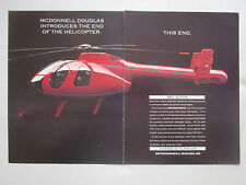 10/91 PUB MCDONNELL DOUGLAS MD 520N HELICOPTER NOTAR TAIL ROTOR ORIGINAL AD