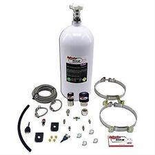 NX Nitrous System MainLine Wet 50-150 hp 10 lb. Bottle White EFI Kit ML2000