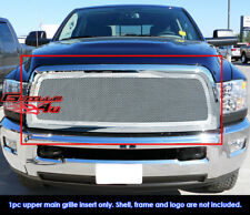 Fits Dodge Ram 2500/3500 Stainless Steel Mesh Grill Insert-Fits 2010-2013