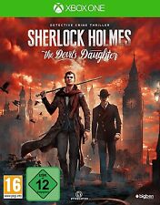 Xbox One Jeu Sherlock Holmes The Devil's Daughter neu&ovp