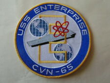 PATCH US NAVY USS ENTERPRISE CVN-65 / MARINE USA