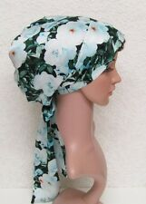 Head bonnet, bad hair day scarf, silky tichel, satin hairsnood, head scarf