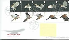 GB - FIRST DAY COVER - FDC - COMMEMS -2003- BIRDS OF PREY - Pmk Hawkshead