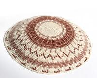 Hand Knitted KIPPAH Yarmulke Yarmulka Crochet Kippa Kipa Yamaka Jewish Cap, Hat