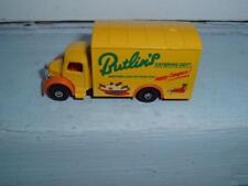 Oxford Diecast de los Cachorros Bedford Indico feliz los campistas camión de reparto que escala 1/76 Como Nuevo