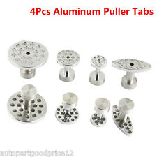 4x Aluminum PDR Glue Pulling Puller Tabs for Auto Car Body Paintless Dent Repair