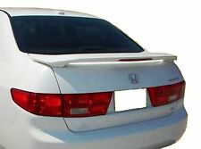 PAINTED 2003-05 Honda Accord 4DR Sedan Rear Trunk Tail Wing Spoiler