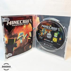 Minecraft für PS3, Playstation 3 (OVP, gebraucht, getestet)