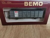 (R8) Schmalspur Bemo 2255 132 RhB Fb 8512 Hochbordwagen OVP