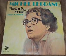 BRIAN'S SONG - THEMES & VARIATIONS (Michel Legrand) orig. USA stereo lp (1972)