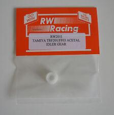 RW Racing RW201I Acetal rueda loca Gear Para Tamiya TRF201 y FF-03