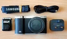 Samsung NX3000 20.3Mp Digital Camera Body Only #056A