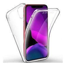 Custodia Cover Fronte Retro Full 360 Silicone per Iphone X XS XR 11 Max Pro (XI)