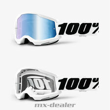 100 % Prozent Brille Strata2 Everest Motocross Enduro Downhill MTB DH Cross