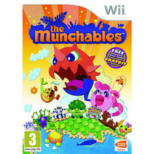 Nintendo Wii PAL version Munchables the