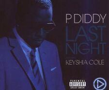 P. Diddy Last night (2006, feat. Keyshia Cole) [Maxi-CD]