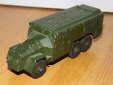 DINKY TOYS ARMOURED COMMAND VEHICLE - No 677